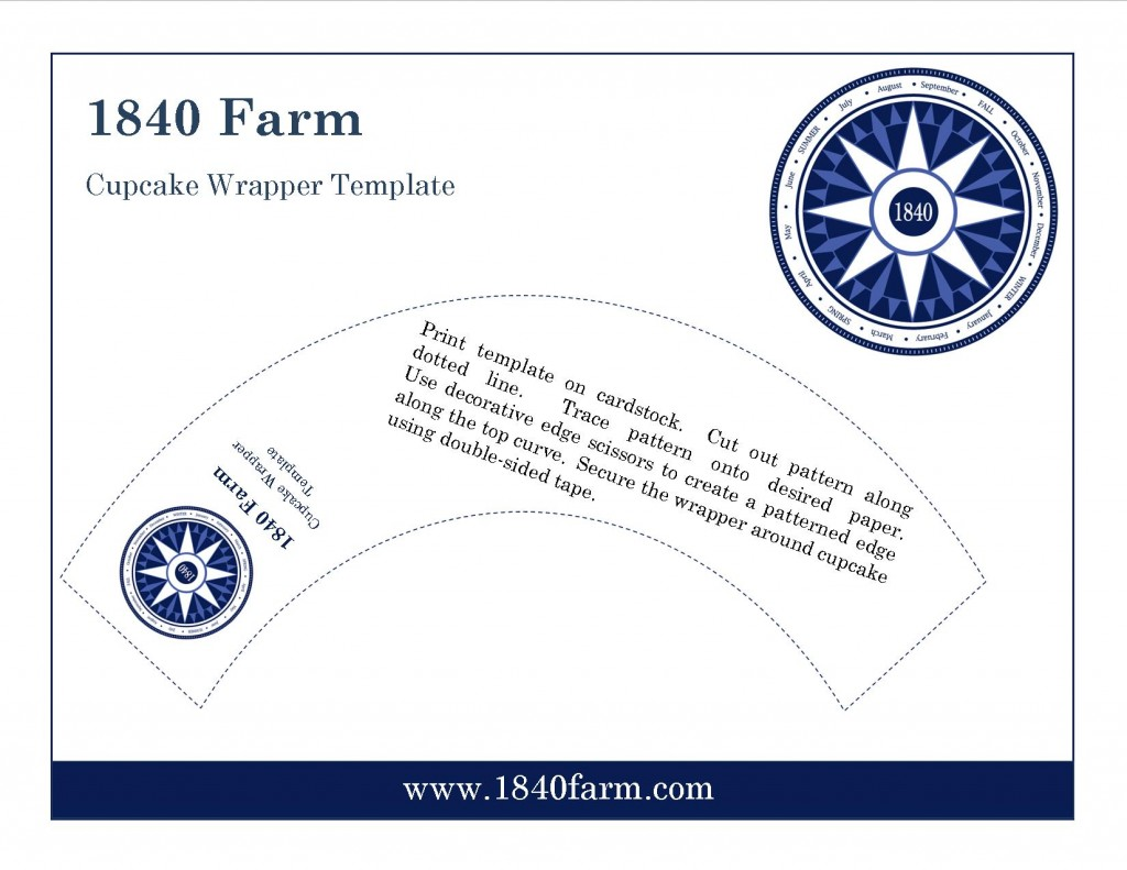 Search results for cupcake wrapper pdf template for Giant cupcake liner template