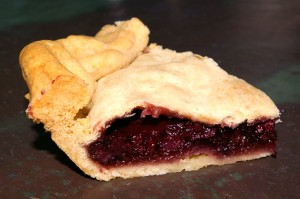 Berry Pie at 1840 Farm