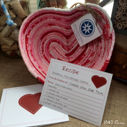 ValentineBasket Card Recipe