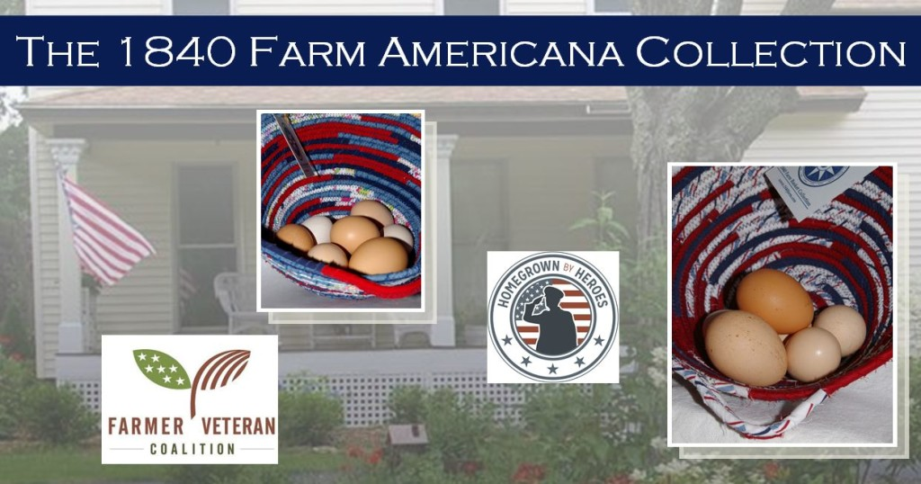 The Americana Collection from 1840 Farm