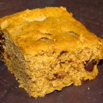 1840 Farm Pumpkin Bars with Dark Chocolate Chips