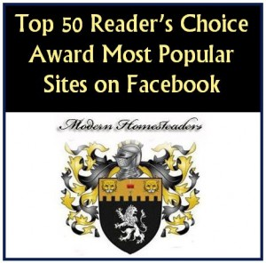 Modern Homesteaders Top 50