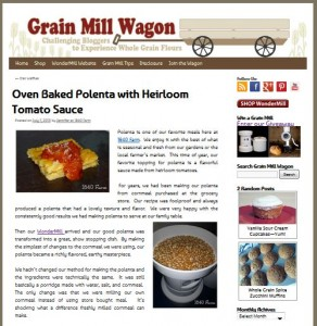 Grain Mill Wagon Challenge - 1840 Farm