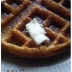 1840 Farm Multigrain Waffles