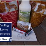 Dog Lover's Giveaway at 1840 Farm