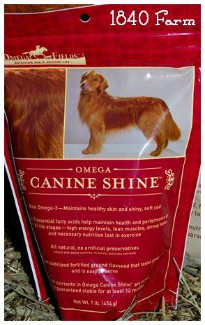 Omega Canine Shine