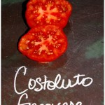 Costoluto Genovese Heirloom Tomato from 1840 Farm