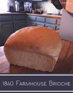 1840 Farmhouse Brioche