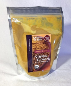 Flavor of the Earth Organic Turmeric
