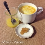 Golden Milk with Turmeric, Ginger, and Ghee