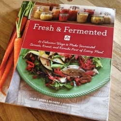Fresh and Fermented Cookbook