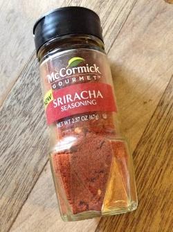 Sriracha Seasoning Blend