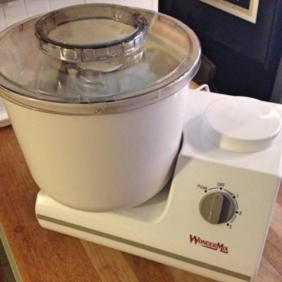 WonderMix Kitchen Mixer