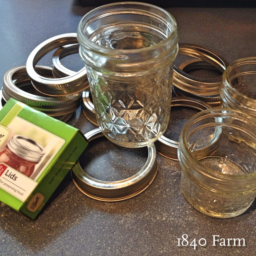 How to Make Your Own Canning Rack from 1840 Farm