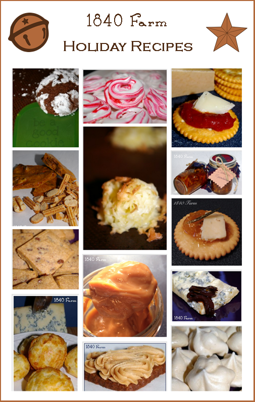 holiday-recipe-collage