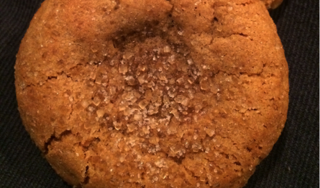 Molasses Cookies at 1840 Farm